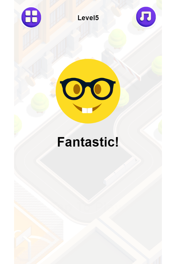 Unpark Jam Fantastic Screenshot.