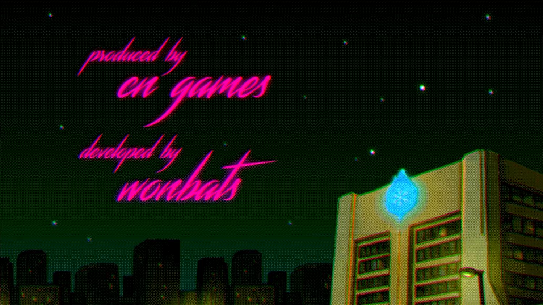 We Bare Bears Polar Force Game Credits Screenshot.
