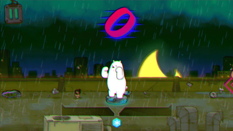 We Bare Bears Polar Force End Guy Beat Screenshot.