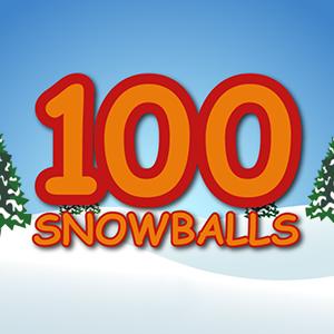 100 Snowballs.