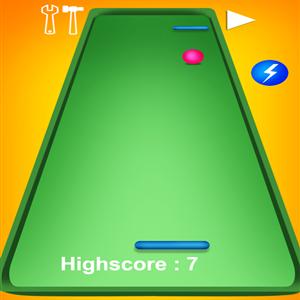 3D Pong Pinball.