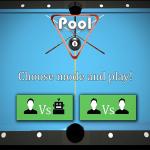 3d Pool Game.