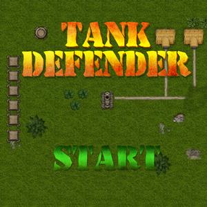 Abandoned Tank Defender