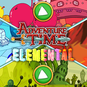 Adventure Time Elemental.