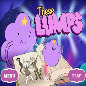 Adventure Time These Lumps Game.