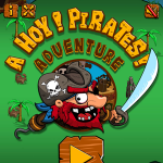 Ahoy Pirates Adventure.
