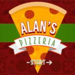 Alan's Pizzeria Game.