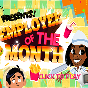 All That Presents Employee of the Month.