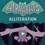 Alphabats Alliteration.
