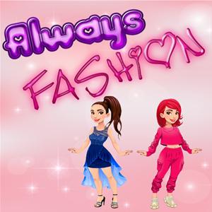 Always Fashion Dress Up Game.