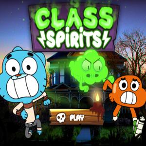 Amazing World of Gumball Class Spirits.