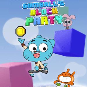 Amazing World of Gumball: Gumballs Block Party.