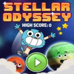 Amazing World of Gumball Stellar Odyssey.