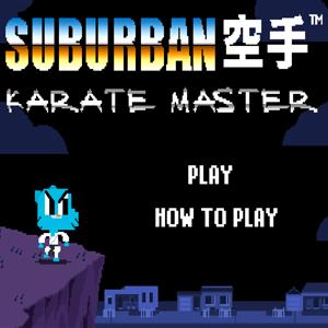 Amazing World of Gumball Suburban Karate Master.