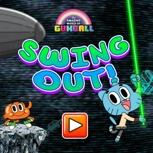 Amazing World of Gumball Swing Out.
