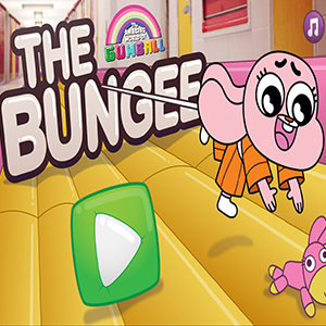 Amazing World of Gumball the Bungee.