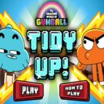 Amazing World of Gumball Tidy Up.