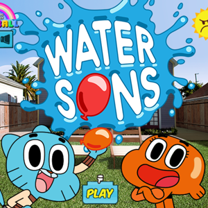 Amazing World of Gumball Water Sons.