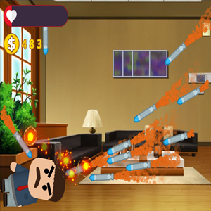 Angry Boss Game.