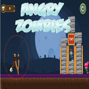 Angry Zombies.