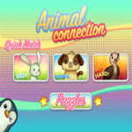 Animal Connection Game.