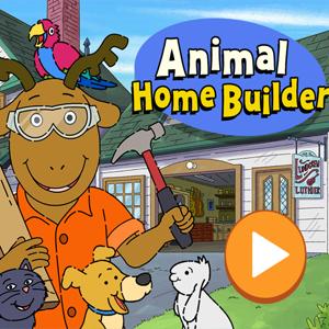 Arthur Animal Home Builder.