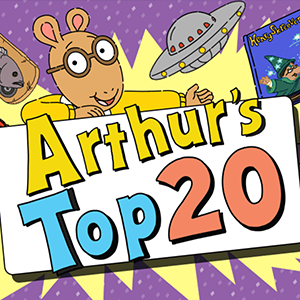 Arthurs Top 20.