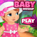 Baby Dress Up Game.