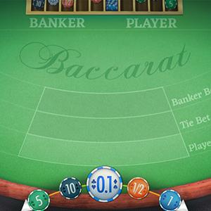 Baccarat.