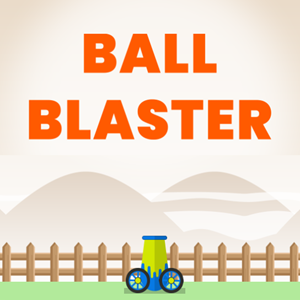Ball Blaster.