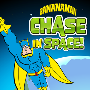 Bananaman Chase in Space.