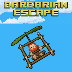 Barbarian Escape Game.