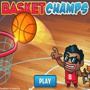 Basket Champs Game.