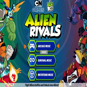 Ben 10 Alien Rivals.