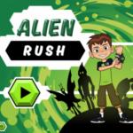 Ben 10 Alien Rush.