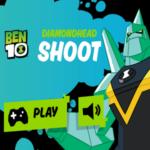 Ben 10 Diamondhead Shoot.