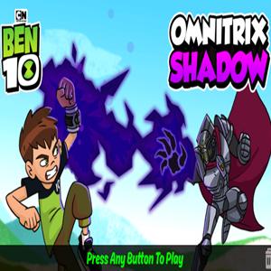 Ben 10 Omnitrix Shadow.