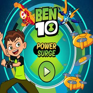 Ben 10 Power Surge.
