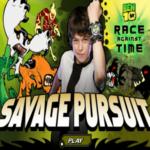 Ben 10 Race Against Time Savage Pursuit.