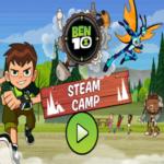 Ben 10 Steam Camp.