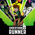 Ben 10 Undertown Runner.