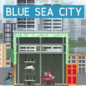 Blue Sea City.