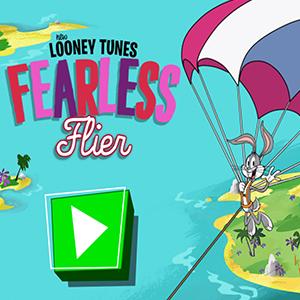 Bugs Bunny Fearless Flier.