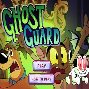 Bunnicula Ghost Guard.