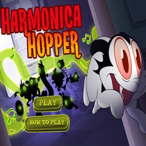 Bunnicula Harmonica Hopper.