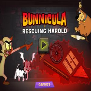 Bunnicula in Rescuing Harold.