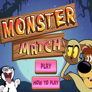 Bunnicula Monster Match.