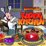 Bunnicula's Kaotic Kitchen Game.