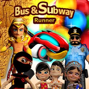 Bus and Subway Runner.