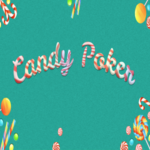 Candy Poker Game.